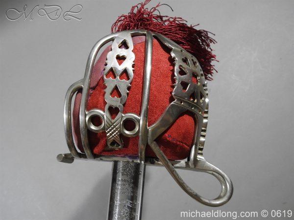 michaeldlong.com 2508 600x450 Scottish Blackwatch WW1 Officer's Sword