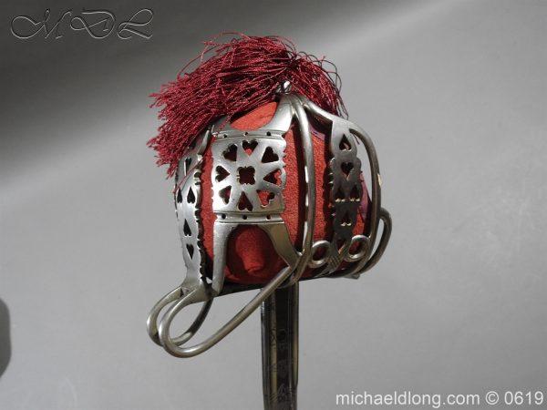 michaeldlong.com 2510 600x450 Scottish Blackwatch WW1 Officer's Sword