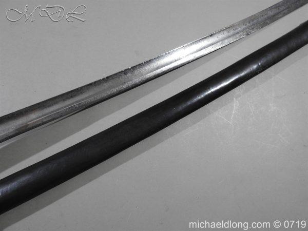 michaeldlong.com 2739 600x450 Scinde Horse Scroll Hilt Cavalry Sword
