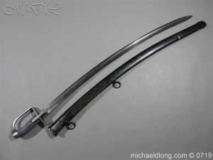 michaeldlong.com 2952 300x225 1788 British Troopers Cavalry Sword by Gill