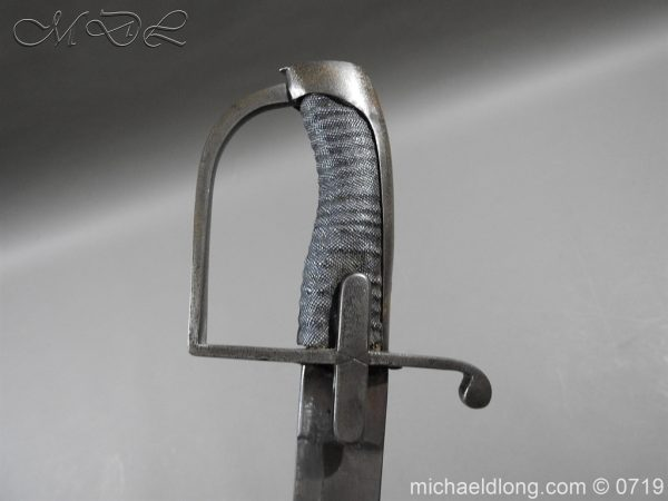 michaeldlong.com 2967 600x450 1788 British Troopers Cavalry Sword by Gill