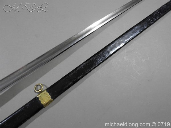 michaeldlong.com 2996 600x450 Georgian Naval Fighting Sword c 1780
