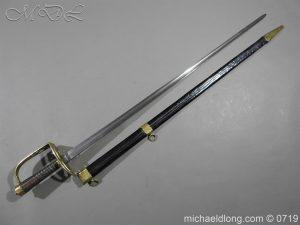 michaeldlong.com 2998 300x225 Georgian Naval Fighting Sword c 1780