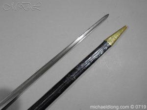 michaeldlong.com 3001 300x225 Georgian Naval Fighting Sword c 1780