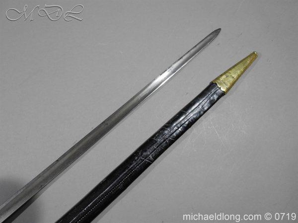 michaeldlong.com 3001 600x450 Georgian Naval Fighting Sword c 1780