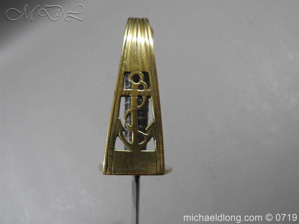 michaeldlong.com 3011 600x450 Georgian Naval Fighting Sword c 1780