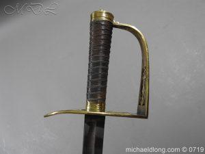michaeldlong.com 3012 300x225 Georgian Naval Fighting Sword c 1780