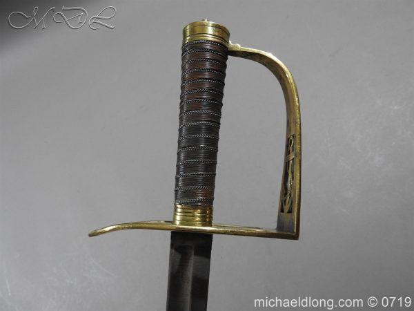 michaeldlong.com 3012 600x450 Georgian Naval Fighting Sword c 1780