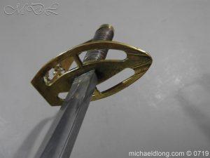 michaeldlong.com 3015 300x225 Georgian Naval Fighting Sword c 1780