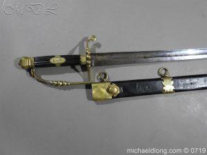 michaeldlong.com 3023 300x225 British 5 Ball Naval Officer's Sword