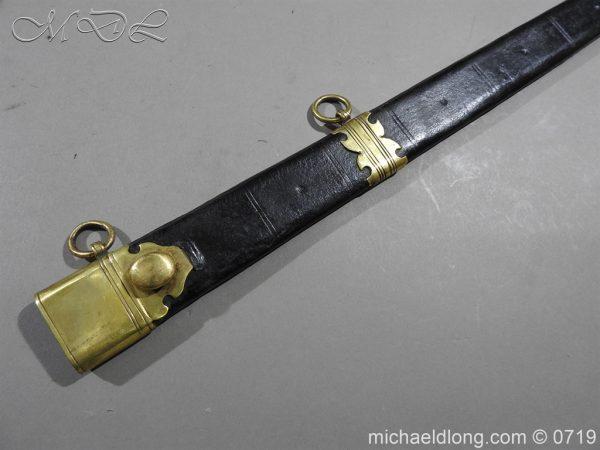 michaeldlong.com 3032 600x450 British 5 Ball Naval Officer's Sword