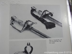 michaeldlong.com 3049 300x225 British 5 Ball Naval Officer's Sword