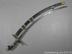 michaeldlong.com 3055 300x225 Polish Hungarian Batorowka Sword dated 1651