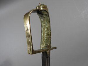 DSCN2988 300x225 French Cavalry Officer's Sword c 1790