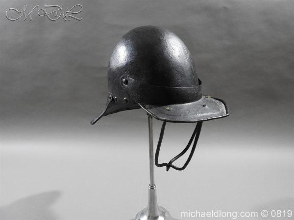 michaeldlong.com 3241 600x450 English Civil War Harquebusier Armour