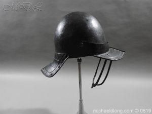 michaeldlong.com 3242 300x225 English Civil War Harquebusier Armour