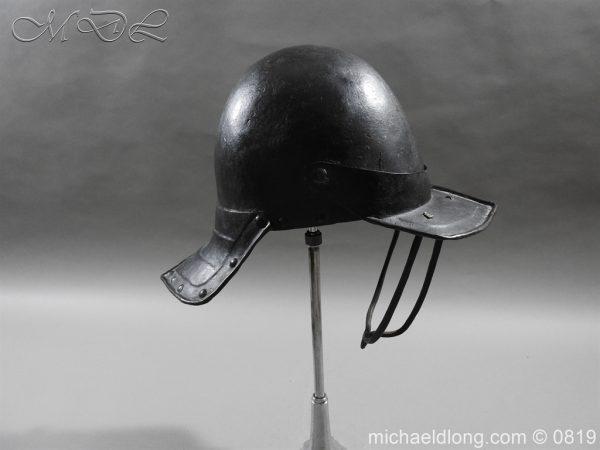 michaeldlong.com 3242 600x450 English Civil War Harquebusier Armour