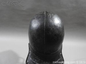 michaeldlong.com 3244 300x225 English Civil War Harquebusier Armour