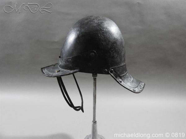 michaeldlong.com 3245 600x450 English Civil War Harquebusier Armour