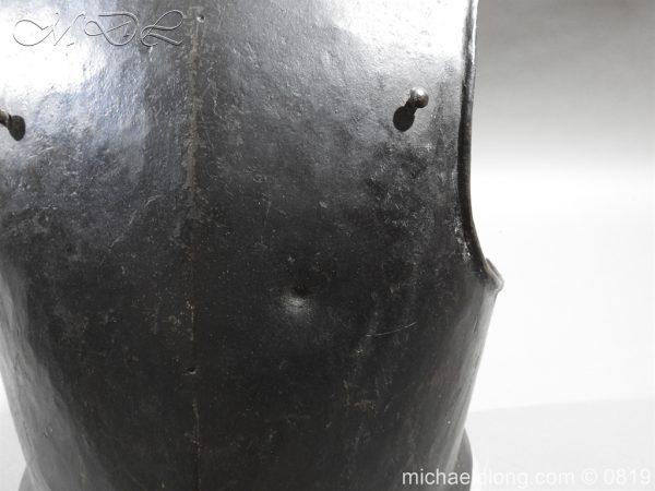michaeldlong.com 3253 600x450 English Civil War Harquebusier Armour