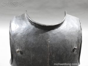 michaeldlong.com 3254 300x225 English Civil War Harquebusier Armour