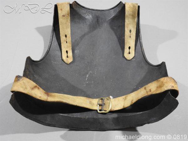 michaeldlong.com 3259 600x450 English Civil War Harquebusier Armour