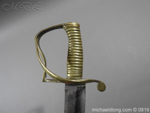 michaeldlong.com 3330 300x225 British Army Hospital Corps Sword c1861