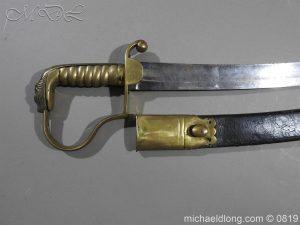 michaeldlong.com 3336 300x225 British 1831 Pioneer's Sword