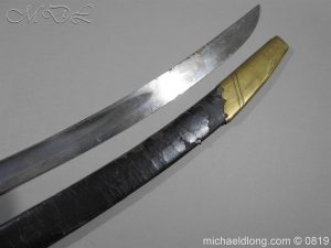 michaeldlong.com 3338 300x225 British 1831 Pioneer's Sword