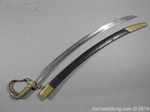 michaeldlong.com 3339 300x225 British 1831 Pioneer's Sword