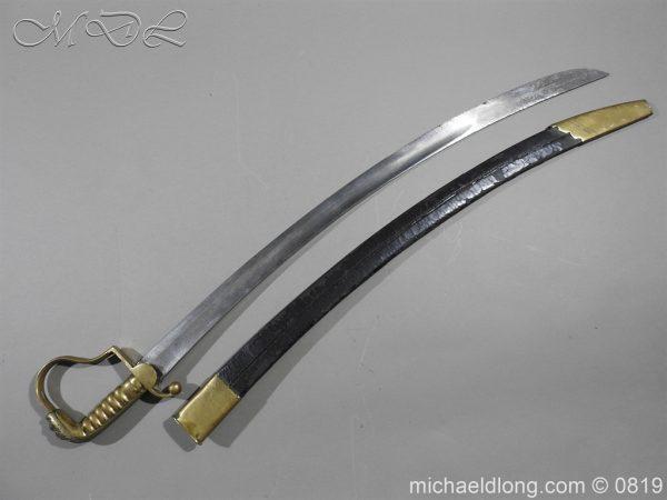 michaeldlong.com 3339 600x450 British 1831 Pioneer's Sword
