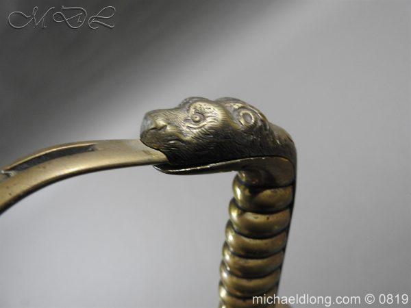 michaeldlong.com 3348 600x450 British 1831 Pioneer's Sword