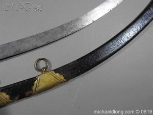 michaeldlong.com 3356 300x225 British Naval Officer's Sword c1800