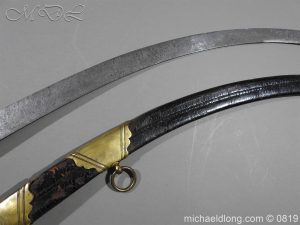 michaeldlong.com 3360 300x225 British Naval Officer's Sword c1800
