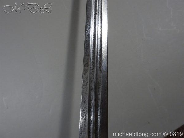michaeldlong.com 3396 600x450 Scottish Basket Hilt Officer's Sword