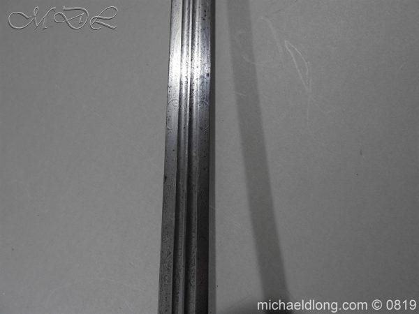 michaeldlong.com 3398 600x450 Scottish Basket Hilt Officer's Sword