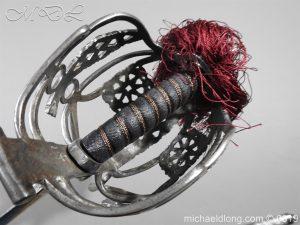 michaeldlong.com 3402 300x225 Scottish Basket Hilt Officer's Sword