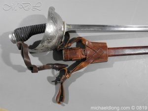 michaeldlong.com 3431 300x225 British 1912 Officer's Sword