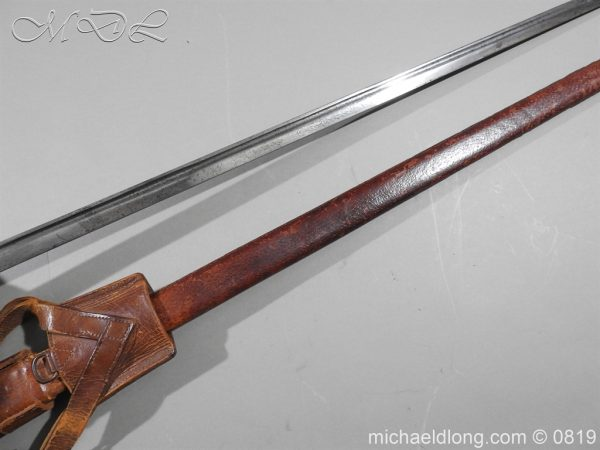 michaeldlong.com 3432 600x450 British 1912 Officer's Sword