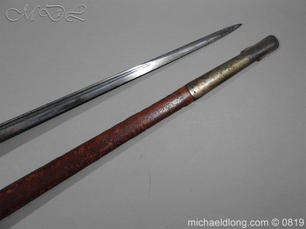 michaeldlong.com 3433 600x450 British 1912 Officer's Sword