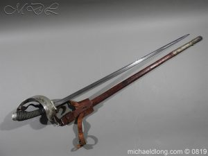 michaeldlong.com 3434 300x225 British 1912 Officer's Sword