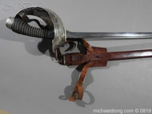 michaeldlong.com 3435 300x225 British 1912 Officer's Sword