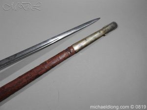 michaeldlong.com 3437 300x225 British 1912 Officer's Sword