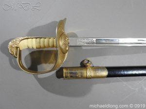 michaeldlong.com 3504 1 300x225 RAF Officer's Sword ER2