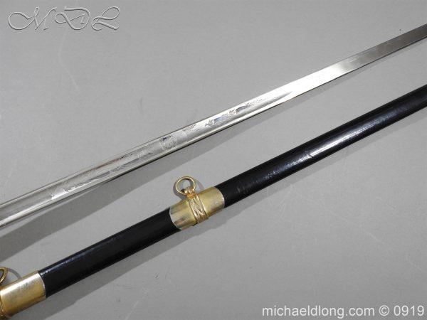 michaeldlong.com 3505 600x450 RAF Officer's Sword ER2
