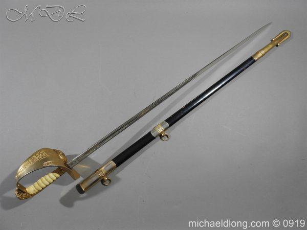 michaeldlong.com 3507 600x450 RAF Officer's Sword ER2