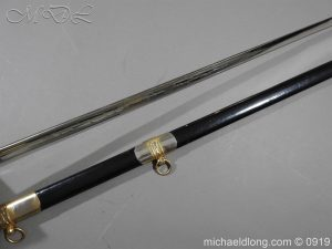 michaeldlong.com 3509 1 300x225 RAF Officer's Sword ER2
