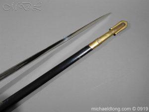 michaeldlong.com 3510 1 300x225 RAF Officer's Sword ER2