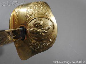 michaeldlong.com 3522 300x225 RAF Officer's Sword ER2