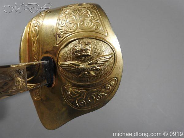 michaeldlong.com 3522 600x450 RAF Officer's Sword ER2